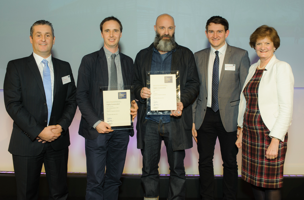 BDP wins Highly Commended Prize at LI Awards 2015